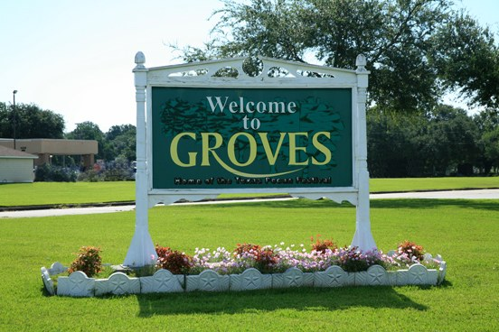 Hollier groves sign