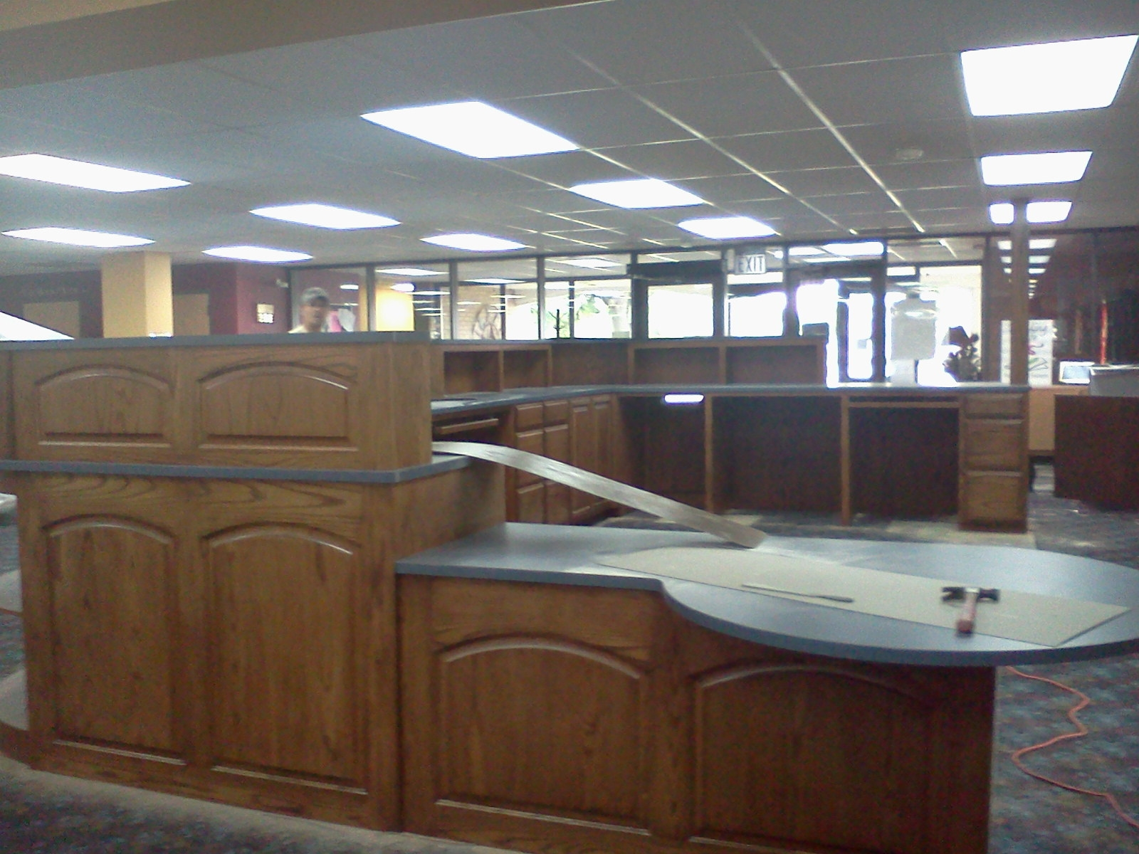 Old Desk turns into New Desk