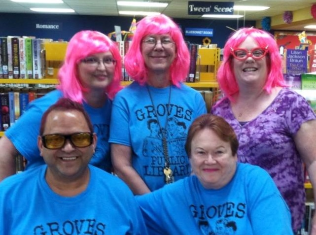 Staff of GPL Breast Cancer Awareness Day.jpg
