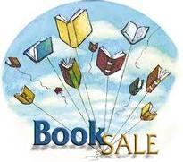 Book Sale spring