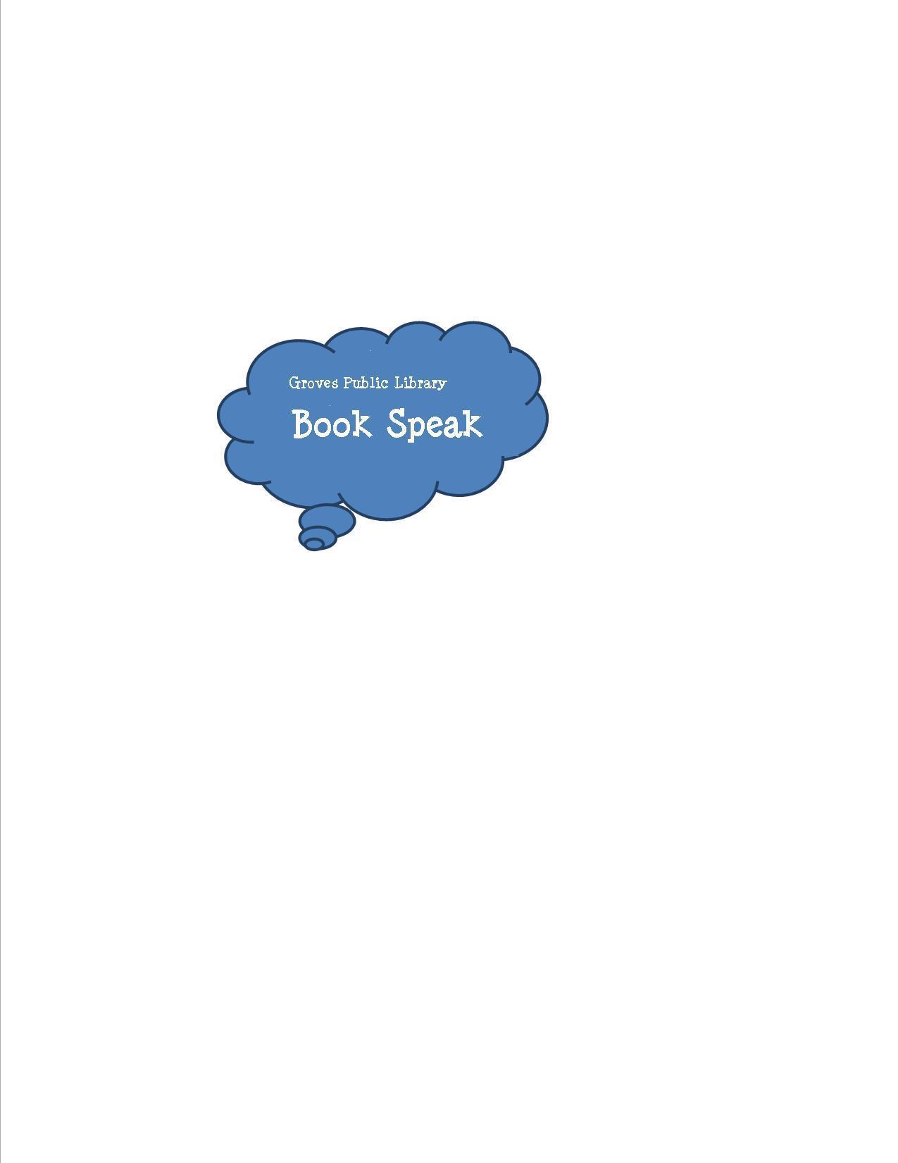 book speak