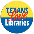 Texans love libraries