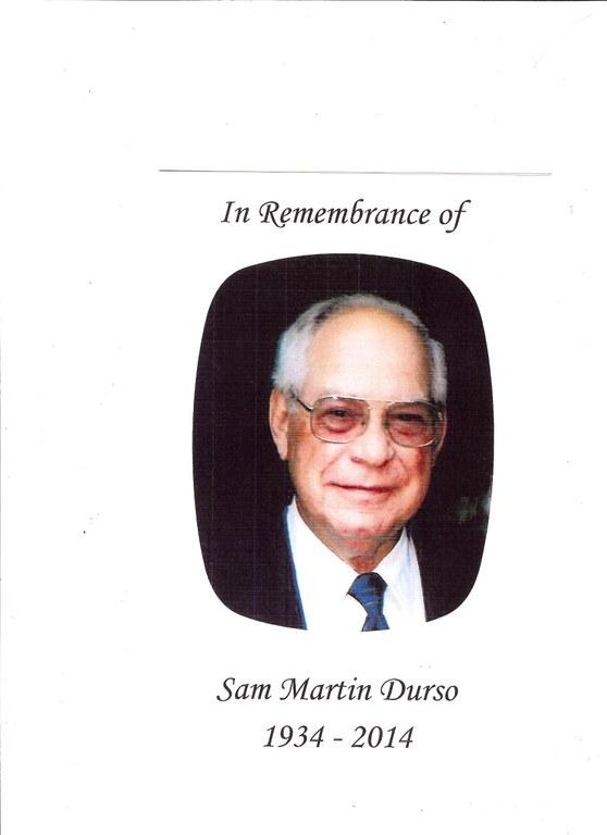 Sam Durso