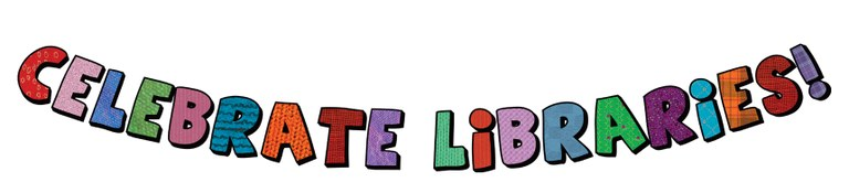 Celebrate libraries