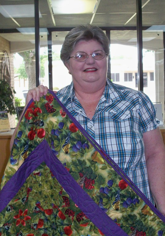 2010 Quilt Winner Lynda Rebert