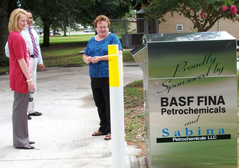 BASF Bookdrop