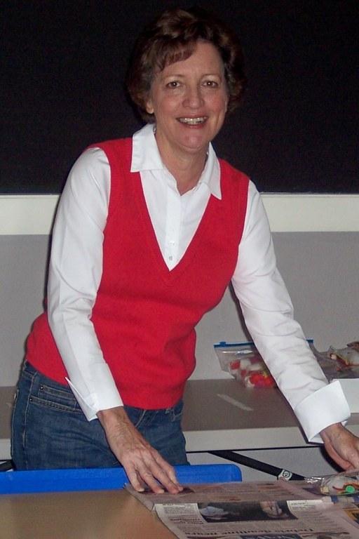 Linda Collins bookworms
