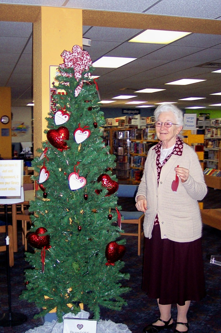 Library Tree Love Library Scog